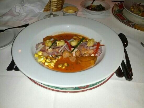 Astrid & Gaston: Ceviche Criollo