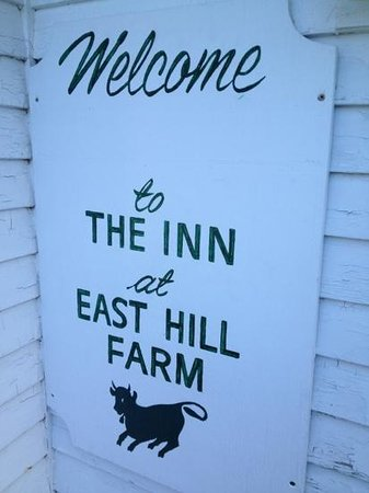 The Inn at East Hill Farm: East Hill Farm