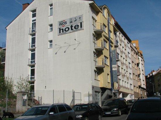 Inos: Вид отеля