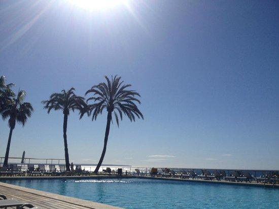 Hotel Riu Palace Bonanza Playa: pool