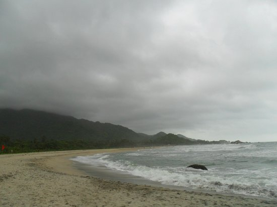 Camping Tayrona: Sector Arrecifes