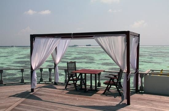 Sun Island Resort and Spa: тайский ресторан