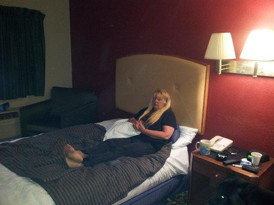 Executive Inn Panama City Beach: Nice CLEAN rooms