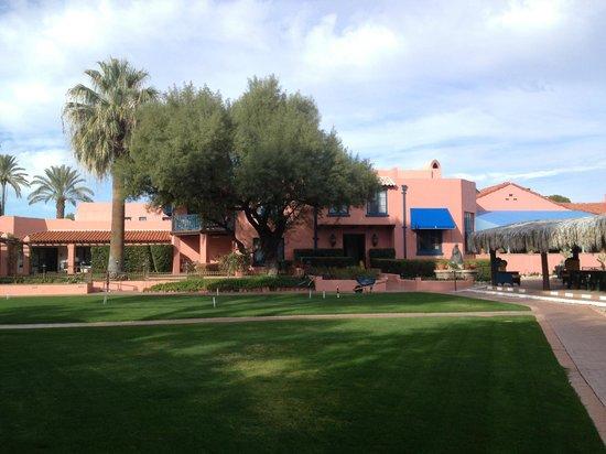Arizona Inn: ホテルの敷地