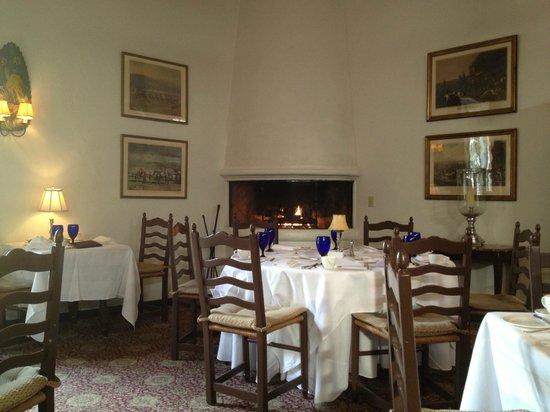 Arizona Inn: メインレストラン