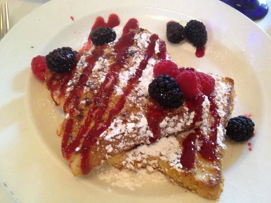 Arizona Inn: 朝食のフレンチトースト