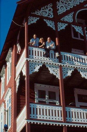 Turtagro Hotel: From 'annekset'