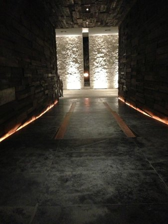 NIZUC Resort and Spa: porte cochere
