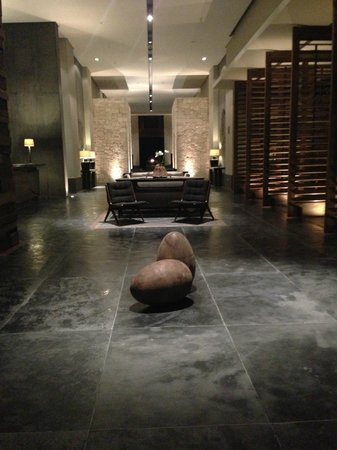 NIZUC Resort and Spa: lobby