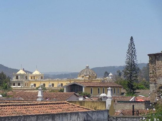 Posada San Sebastian: Rooftop views
