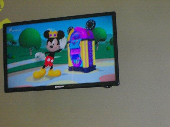 HD - Duecitania Design Hotel: TV