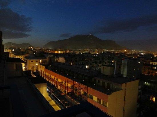 Casa Riccio: Panorama dalla terrazza