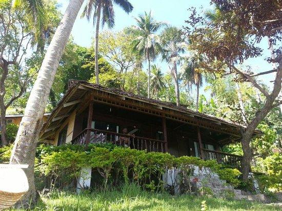 Encenada Beach Resort: كوخ رائع على الشاطئ