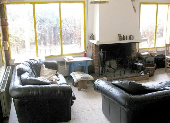 El Barraco, España: Livingroom
