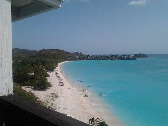 COCOS Hotel Antigua: Vsita della camera
