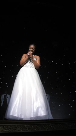 Janessa Morgan, Soul of Motown entertainer