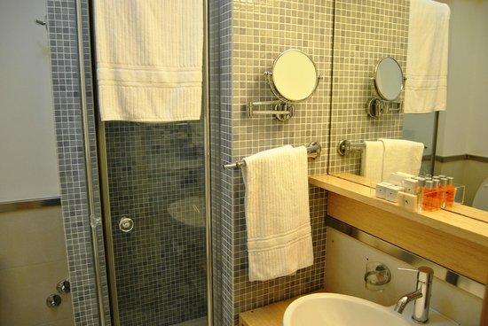 Virgilio Grand Hotel: Bagno