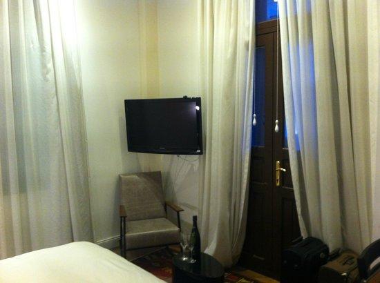 فندق تاون هاوس تل أبيب: camera deluxe