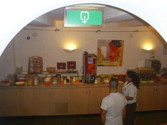 Nova Hotel Amsterdam: Colazione a buffet