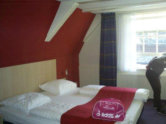 Nova Hotel Amsterdam: Camera 502