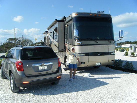 Point of View Key Largo RV Resort : Our Home away from it all
