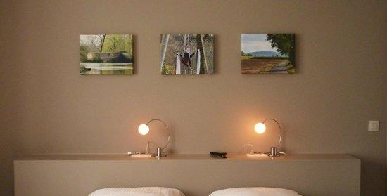 B&B Amaryllis: Bed room
