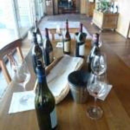 Somewhere Tours&Events : Fine della degustazione di 7 vini!