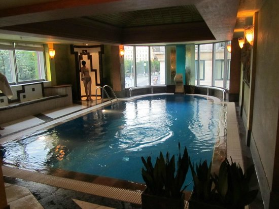 Spa picture of kempinski hotel corvinus budapest for A list salon budapest