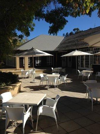 Devon Valley Hotel: terrace