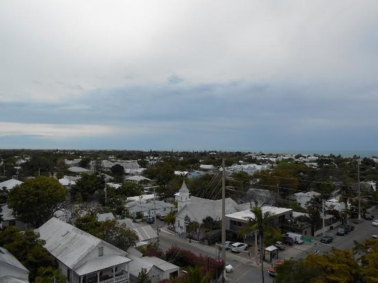 Key West Lighthouse and Keeper's Quarters Museum: amazing view