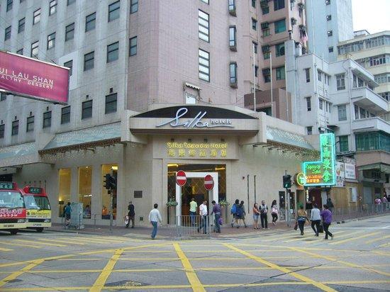 Silka Seaview Hotel: Hotel