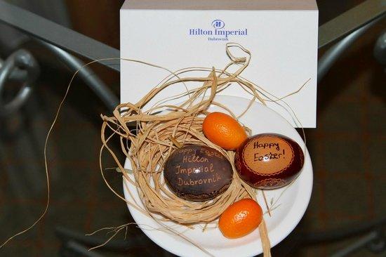 Hilton Imperial Dubrovnik : Pâques
