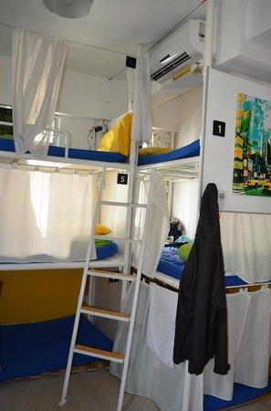 Yesinn Causeway Bay: dorm room