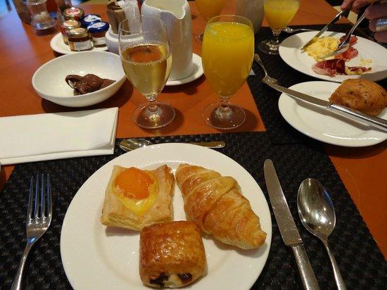 Hilton Imperial Dubrovnik : Petit dej