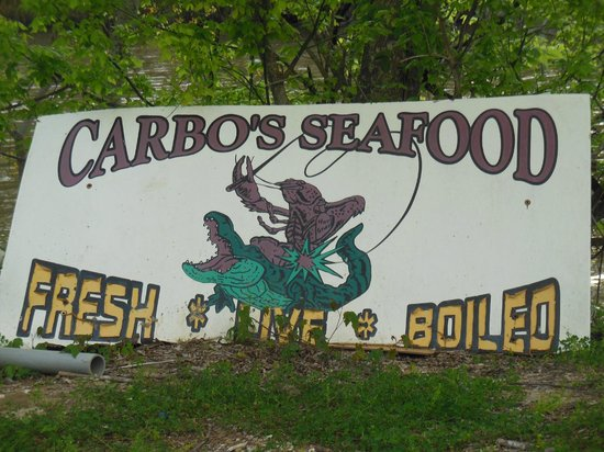 Carbo's Seafood Restaurant: This is THE place!