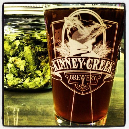 Kinney Creek Brewery: Special Smoked Porter