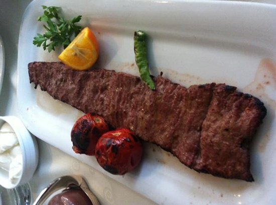 Yas Restaurant: Kabob Barg