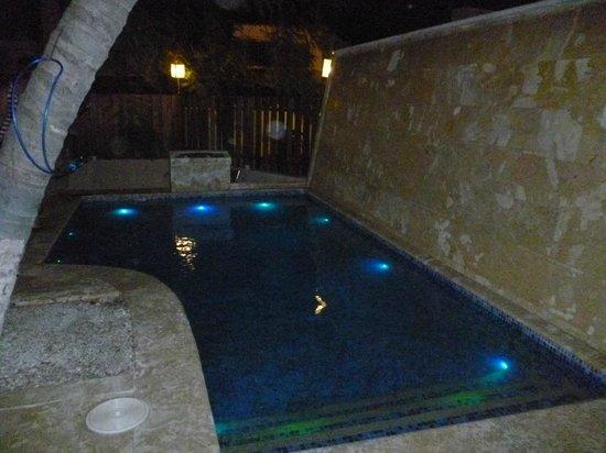Hotel Tequendama Inn Santa Marta by Sercotel: pileta