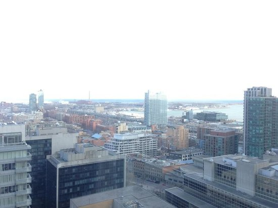 One King West Hotel & Residence: Views from my room
