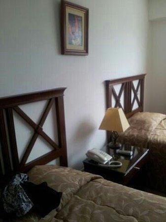 El Tambo: habitacion