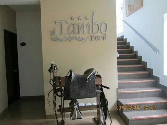 El Tambo: hotel