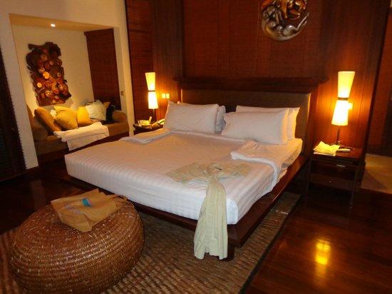 Villa Mahapala: bedroom