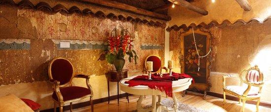 Morenica del Rosario Hotel: Nuestra tradicional área de lectura