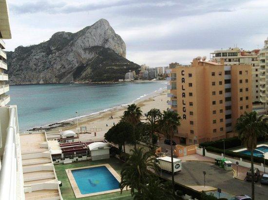 AR Roca Esmeralda & SPA Hotel : Vue de la chambre