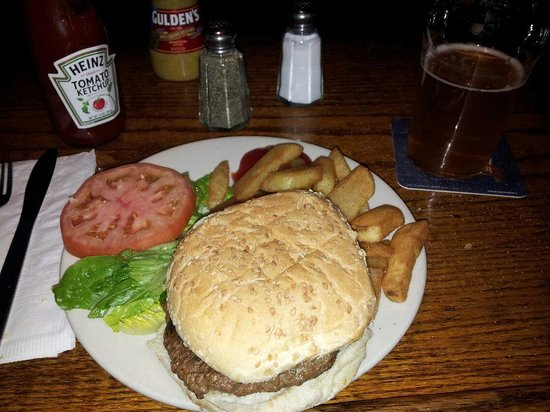 O'Hara's Restaurant and Pub : Best burger in America?