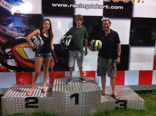 Racing Dakart Riviera Maya : El campeón