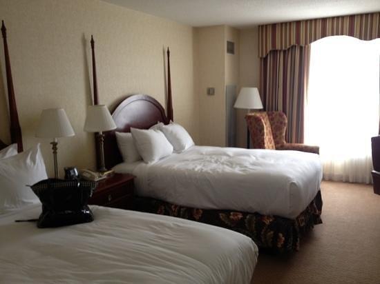 Hilton Columbus at Easton: room