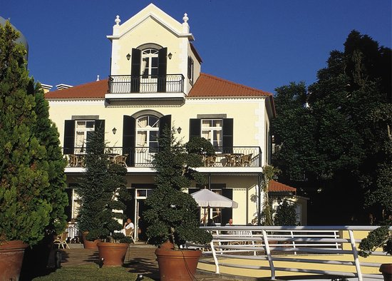 Quinta Do Estreito: Main House
