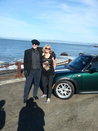 Small Car Big Time Tours : Reed & Sue