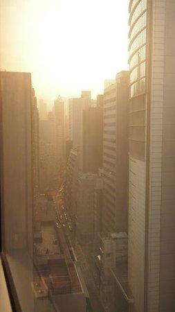 Wifi Hotel: 窓からの眺め